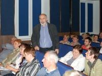 Выступает руководитель архивно-музейного комплекса «Горбачёв-Фонд» А.А.Литвин