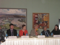 Пресс-конференция перед открытием фестиваля