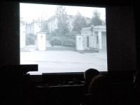 Демонстрация участникам заседания Научного совета фильма об архиве