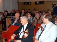 Торжественное собрание ветеранов Красногорского района, посвященное Дню Победы