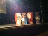 Состоялась торжественная церемония награждения победителей второго конкурса представителей творческой молодежи «Телемания»
