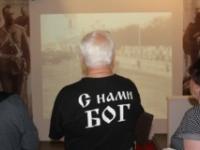 В выставочном зале Ярославского музея-заповедника состоялось торжественное открытие выставки «Царь приехал…»