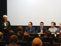 Встреча с молодыми избирателями Красногорского района
