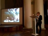 Начальник отдела информации РГАКФД Г.В. Королева приняла участие в Музейном проекте «Кинолето»