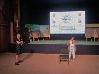 На Всероссийском молодёжном образовательном форуме «Таврида» состоялся вечер, посвящённый 90-летию Российского государственного архива кинофотодокументов