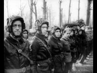 Советские танкисты-добровольцы бронетанковой бригады комбрига  Д. Павлова Испания. 1936-1937 гг. РГАКФД