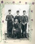 Критская жандармерия  1898 г.  Фотограф неизвестен  РГАКФД. Ал. 325 сн. 84