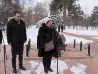 В ПКиО «Ивановские пруды» открылась фотовыставка из собрания Российского государственного архива кинофотодокументов