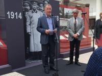 Выставка «Брусиловский прорыв» из цикла «Во славу Отечества!» открылась в Коломенском