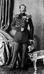Портрет императора Александра II. Санкт-Петербург. Российская империя. [1860-е гг.] Фотограф И.Ф. Александровский. РГАКФД.