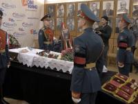Прощание с Борисом Александровичем Соколовым