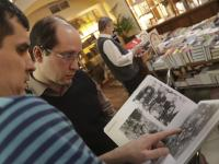 Презентация книги «Гражданская война в России в фотографиях и кинохронике. 1917–1922: Альбом»