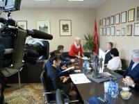 В РГАКФД прошло первое заседание оргкомитета по установке памятника фронтовым кинооператорам