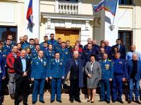 370 лет со дня образования пожарной охраны России