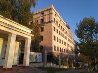 «Стройка века» – 2019 год - стройка нового корпуса РГАКФД сентябрь-октябрь