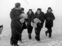 Виртуальная выставка к 60-летию создания документального фильма «Приключения двух медвежат»